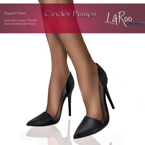 (LaRoo) Cinder Pumps