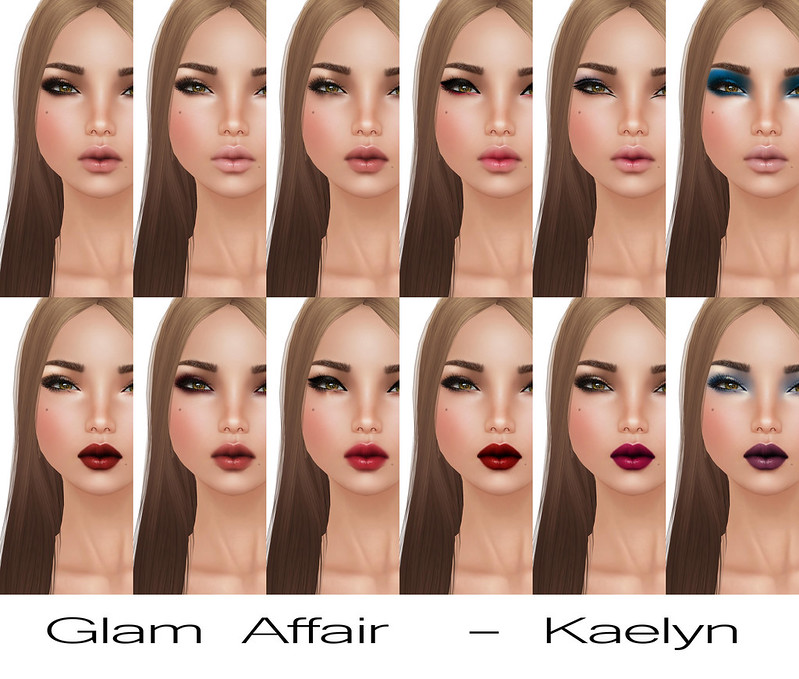 Glam Affair - Kaelyn