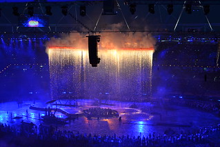 Olympic Rings (Opening Ceremony)