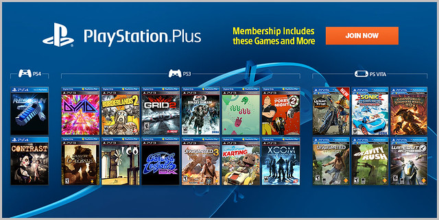 PlayStation Plus Update 12-30-2013