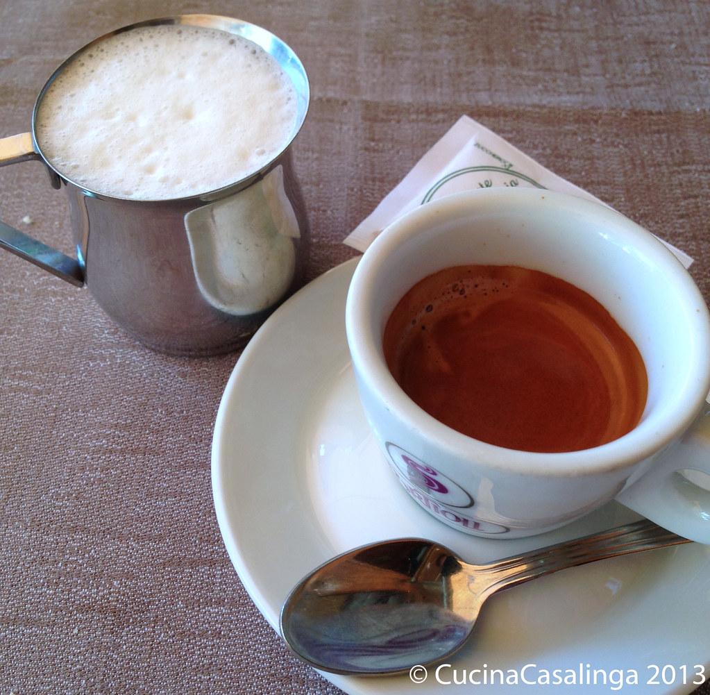 Pizzeria Europa Caffe Macchiato