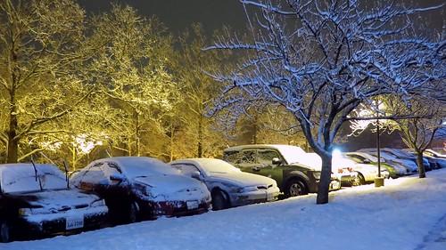 neve nos EUA