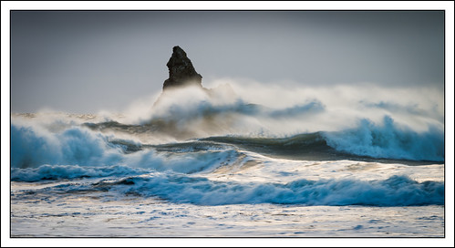 sea seascape storm beach water weather wales landscape coast movement surf wind unitedkingdom stack stackpole broadhavensouth photostyles d800e