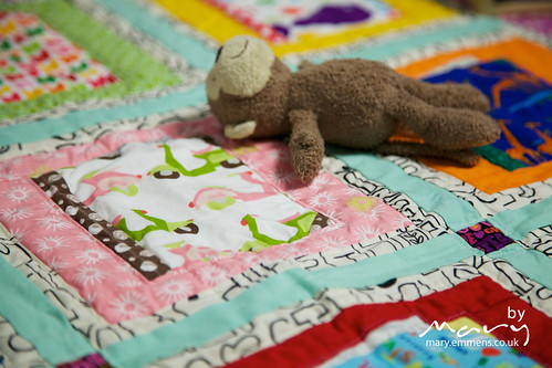 Books for Baby Quilt