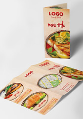 Food Menu Tri-fold Brochure Out 02 2