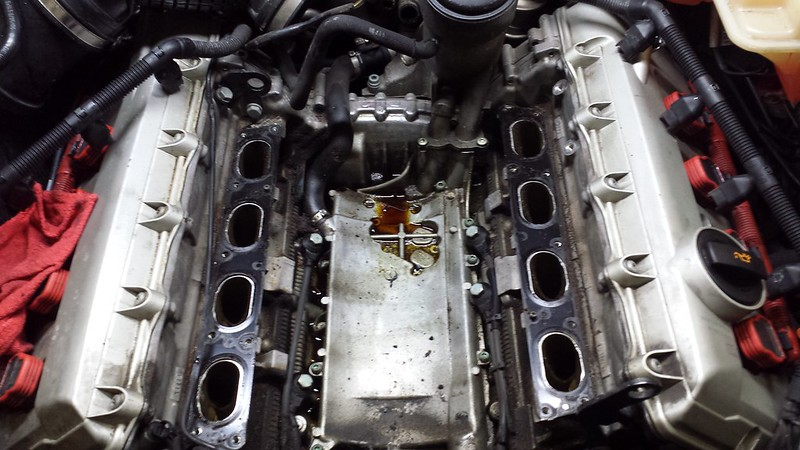 Found My Oil Leak And Got It Fixedrhaudizine: 2007 Audi Q7 Oil Filter Location At Gmaili.net