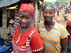Jinka Market in Ethiopia