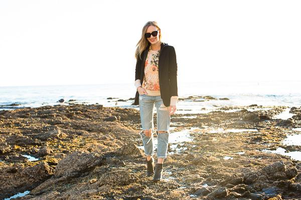 eatsleepwear, tory-burch, laguna-beach, outfit