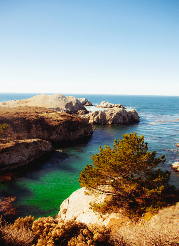 point lobos state reserve, big sur, monterey, california coast