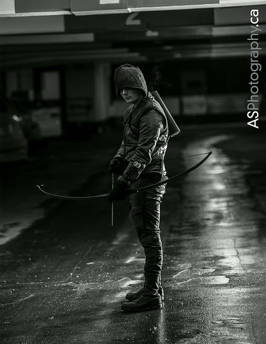 Arrow by Matt's Maniacal Mind of Cosplay at KW Tri-Con 2014 by andreas_schneider