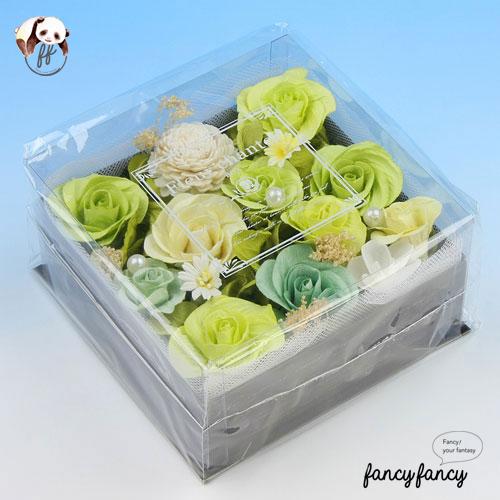 21.浪漫玫瑰珍珠香氛盒-粉綠2