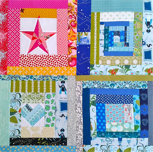 Calling All Quilters!! #SoyAmado Project Scrappy Blocks