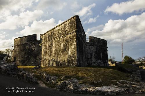bahamas nassau fortfincastle 365project scottnj scottodonnellphotography