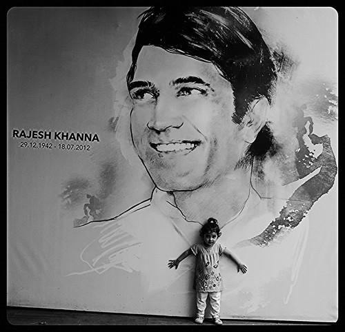 Nerjis Asif Shakir Has Never Forgotten Mr Rajesh Khanna by firoze shakir photographerno1