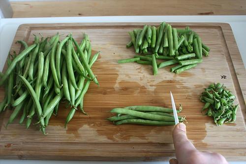 39 - Bohnen schneiden / Cut beans