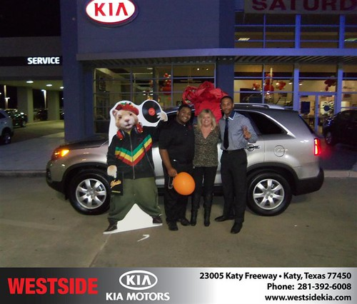 #HappyBirthday to Carolyn L Harvey from Suliveras Wilfredo and everyone at Westside Kia! by Westside KIA