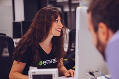 Around the Envato Office - Selina