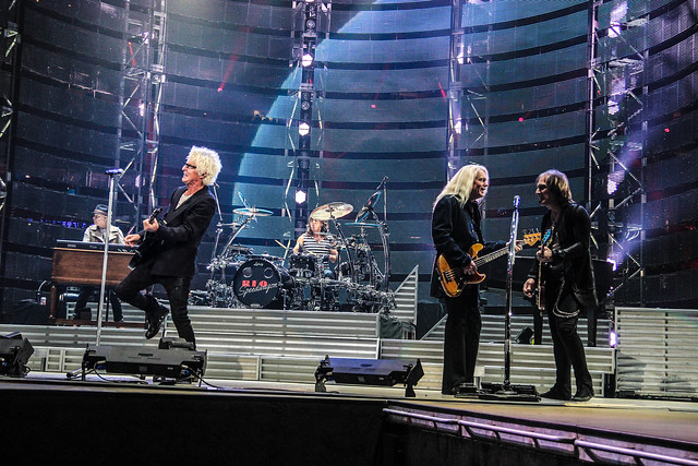REO Speedwagon @ Houston Livestock Show & Rodeo