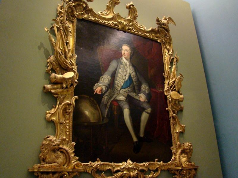 Victoria and Albert Museum portrait