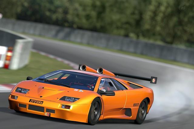 Gt6 Lamborghini Diablo Gt2 Flickr Photo Sharing