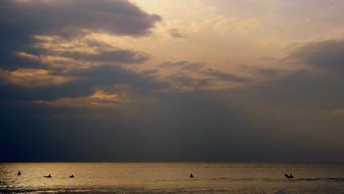 ireland sunset sky night canon eos surf cloudy 10 calm donegal rossnowlagh 600d rebelt3i kissx5