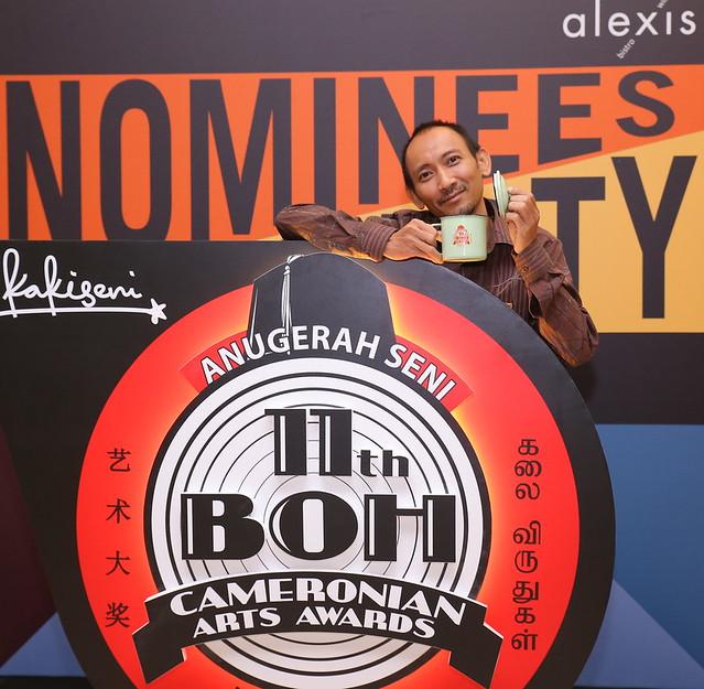 List of Nominations 11th BOH Cameronian Arts Awards 2014