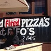 "Rifo's pizza's. I bet they taste ""delicious""."
