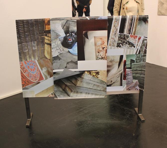 Christoph Westermeier at booth Max Meyer Düsseldorf