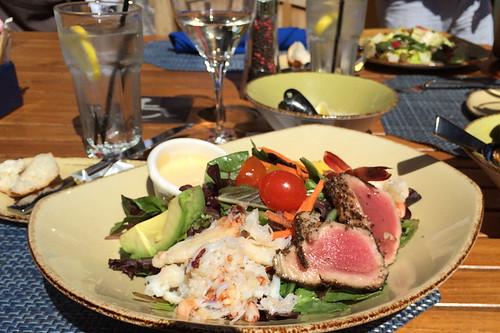 Schooners - Seafood salad