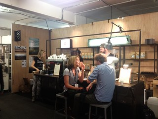 Ozone Coffee Roasters, London Coffee Festival 2014