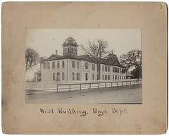 West Building, Boys Dept. School for the Blind, Austin