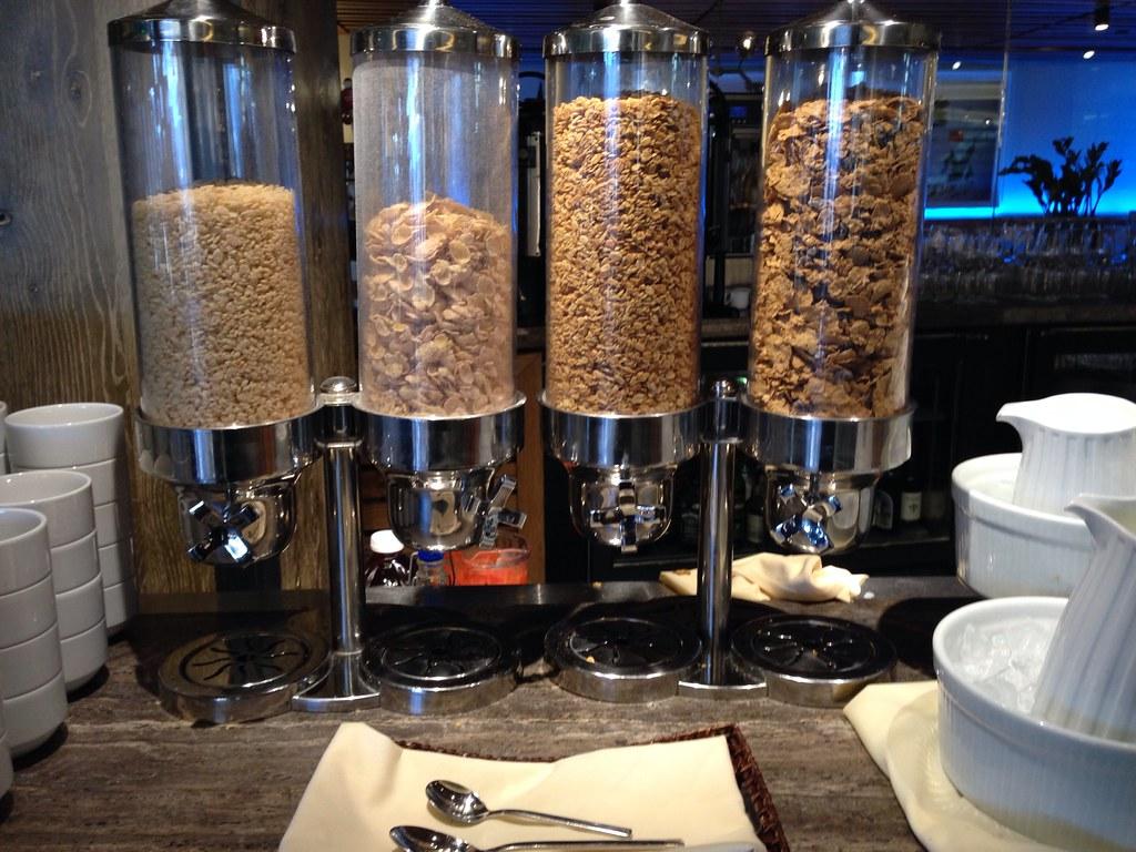 Cereal station