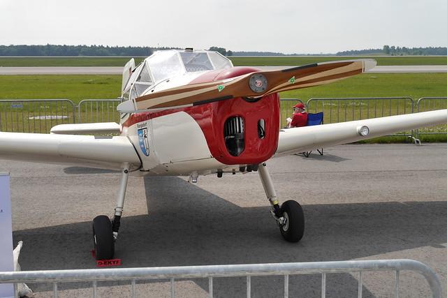 Bücker Bu-181B-1