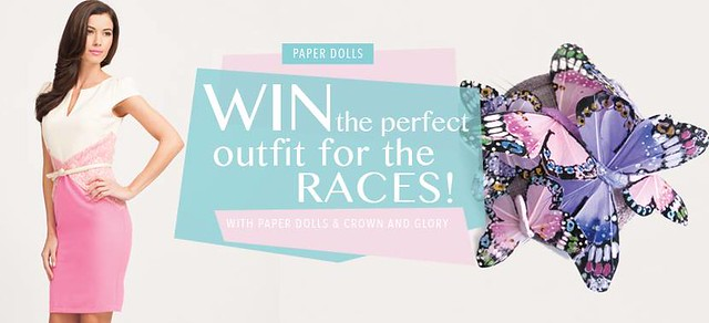 paper dolls crown and glory competition