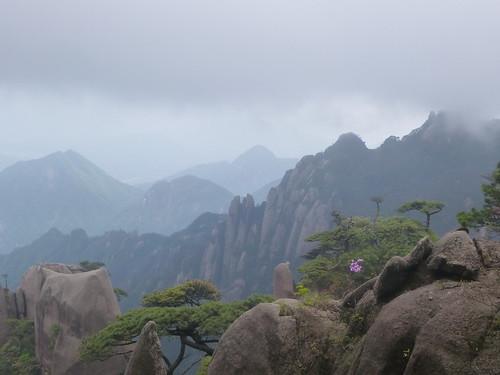 Jiangxi-Sanqing Shan-3 sentier du soleil (67)