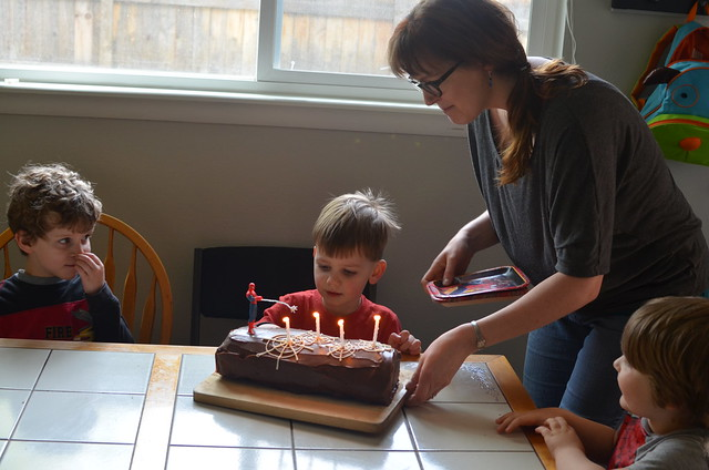 Jack's 4th Birthday