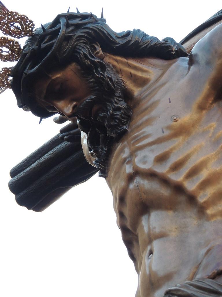 Hermandad de la Hiniesta en la Plaza de San Francisco