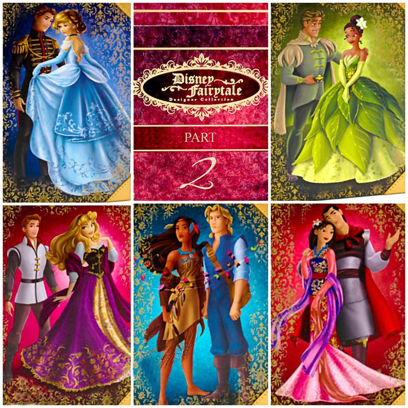 Disney Fairytale Designer Collection (depuis 2013) - Page 3 14301495941_84c16e607a_c