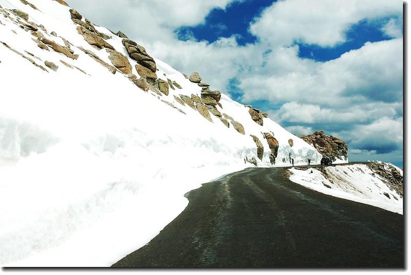 Mount Evans Scenic Byway 3