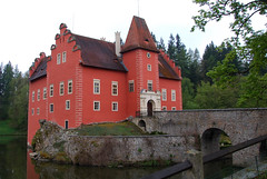 Červená Lhota, Czech Republic