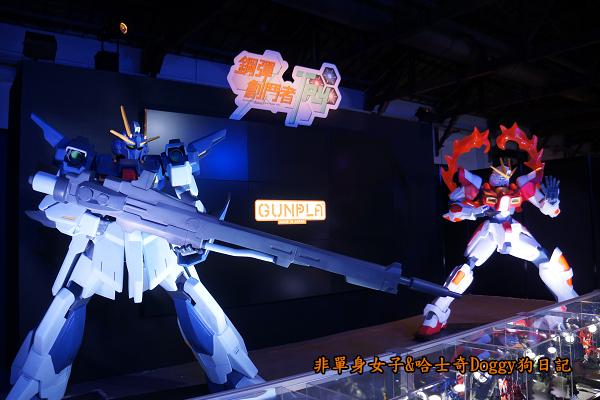 松山文創園區2015鋼彈模型博覽會35週年紀念活動12