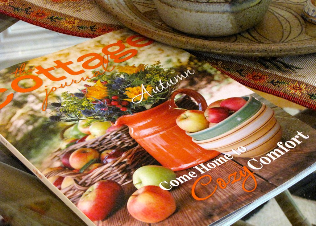 Cottage Fall Magazine