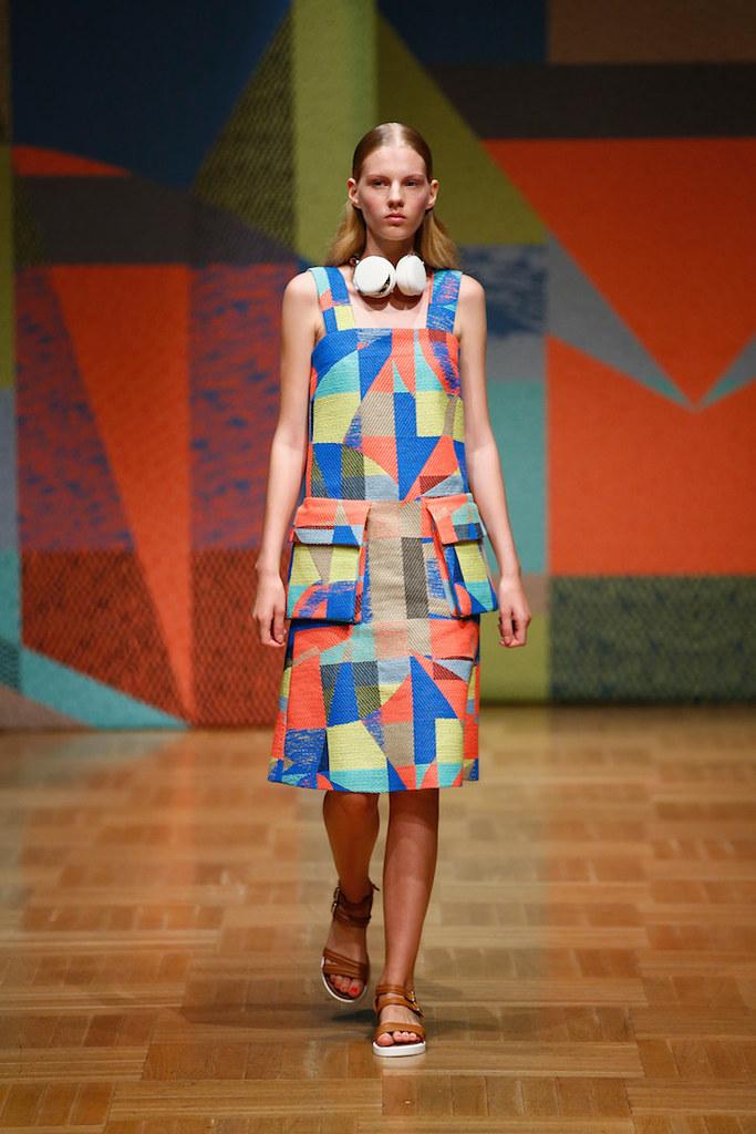 Kilian Kerner Show - Mercedes-Benz Fashion Week Berlin Spring/Summer 2016