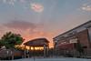 San Leandro High School Over Sunset 2