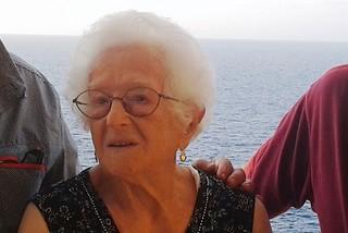 Noicattaro. Nonna Camilla front