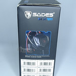 Sades 7.1 canales surround usb wired LED 2