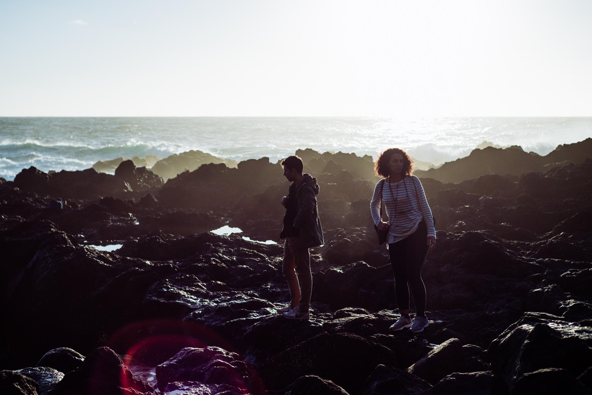 Ponta Ferraria. Fotó: Dobó Diána