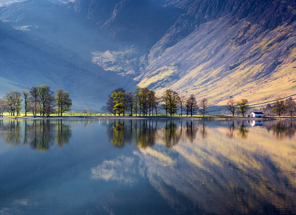 Buttermere, Lake District. Credit Jim Monk, flickr
