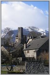 Castet (64) l'abbaye laïque