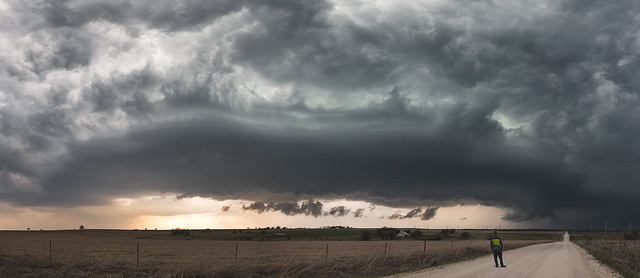Muenster Texas Supercell